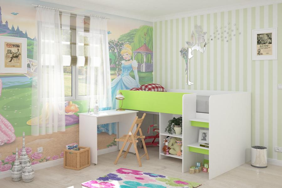 Παιδικό σετ Puzzle Green 8a0a6bb6f8b